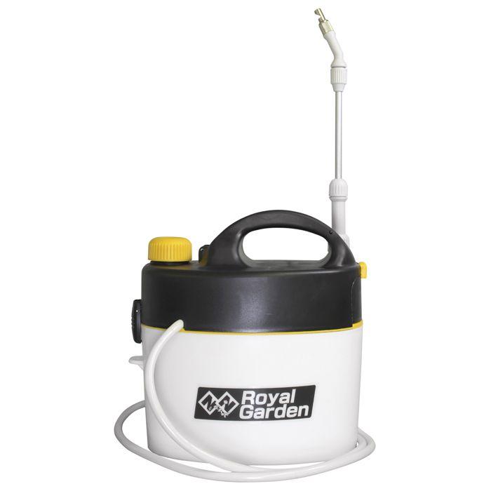 マルハチ産業 電池式噴霧器除草剤専用ノズル 3L