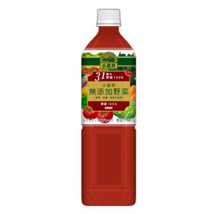 キリンビバレッジ 小岩井 無添加野菜 31種の野菜100% 915g×12本 ケース