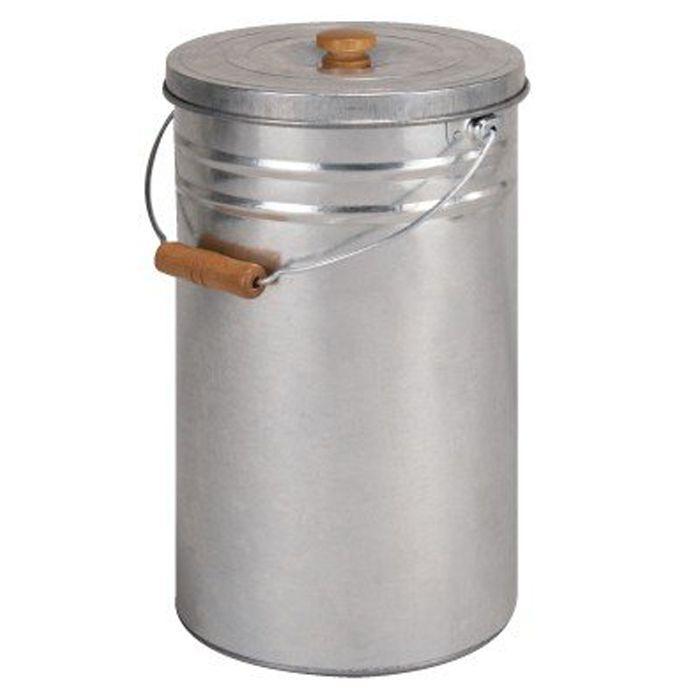 三和金属 トタン丸型米びつ 12kg用