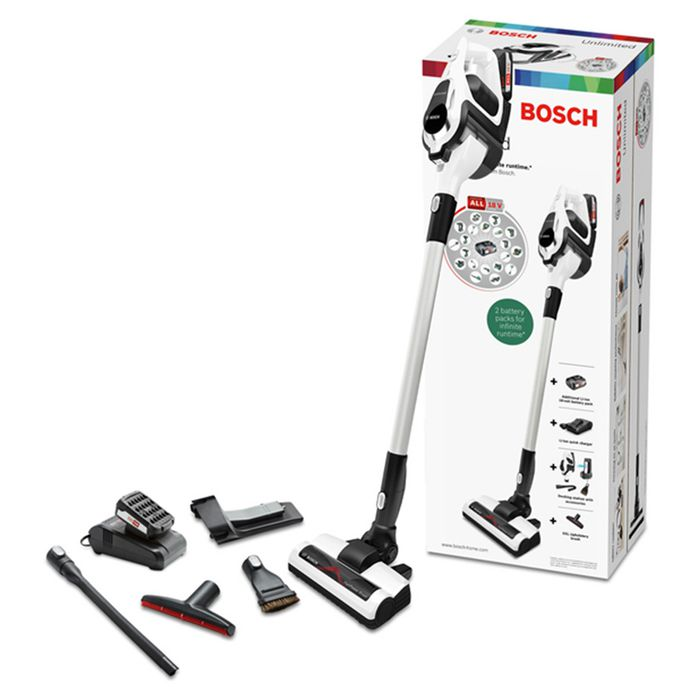 Bosch(ボッシュ) コードレスクリーナー2BT仕様 BBS1223WJP