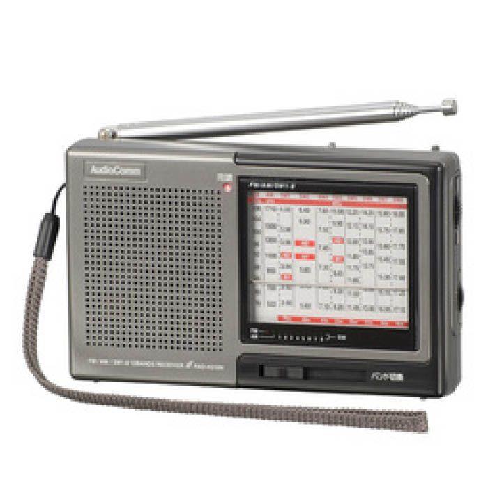 オーム電機 AudioComm たんぱラジオ 株・競馬 RAD-H310N