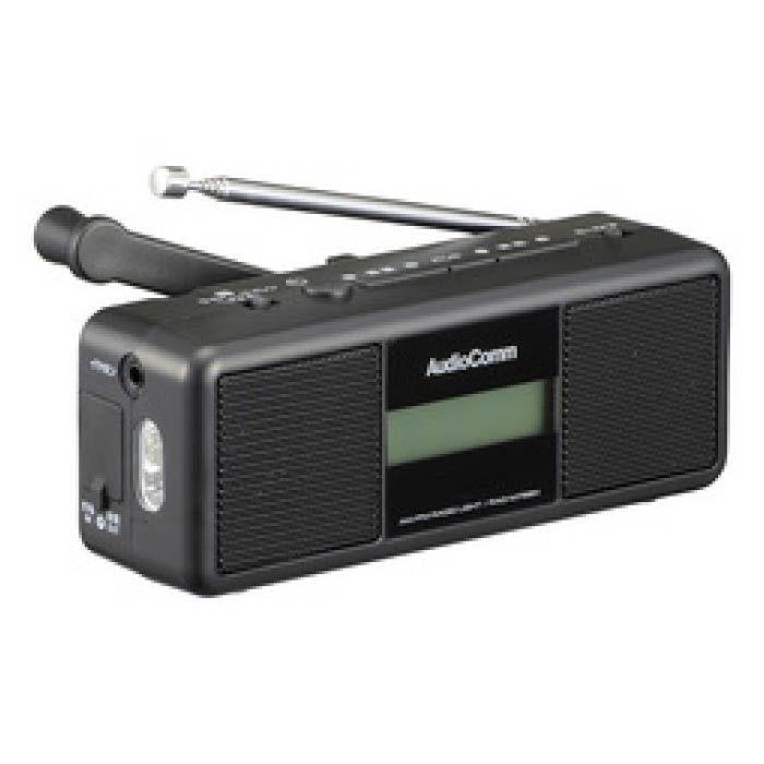 手回しラジオライト RAD-M799N