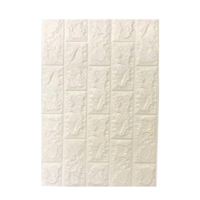 クッション壁紙シート 70×77×0.8 レンガIV