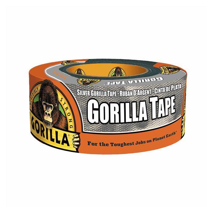 GORILLA(ゴリラ) ゴリラテープ シルバー NO1775