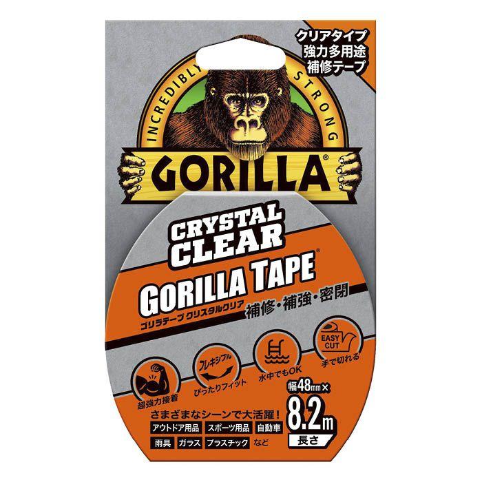 GORILLA(ゴリラ) ゴリラテープ クリスタルクリア NO1778