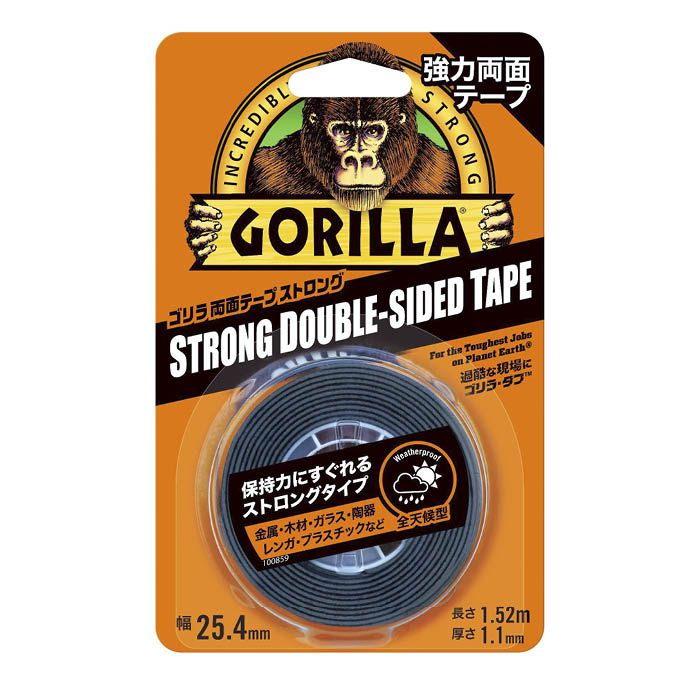 GORILLA(ゴリラ) ゴリラ両面テープ ストロング NO1779