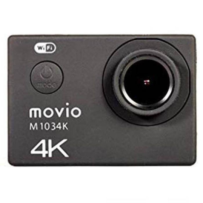 ナガオカ 4KHDアクションカメラ M1034K