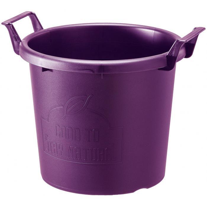 グロウコンテナ 35型 紫