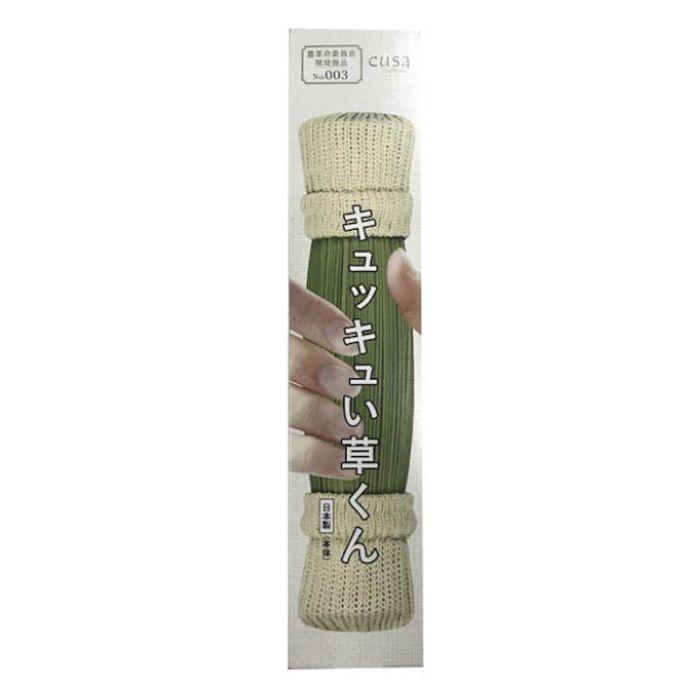 イケヒコ・コーポレーション キュッキュい草くん 4x18cm