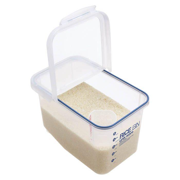 密閉米びつ 6kg パッキン付き
