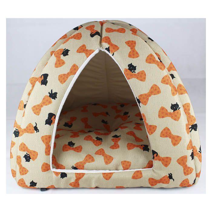 テント リボン オレンジ