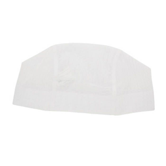 SWANS スイムキャップSA60 ホワイトLサイズ