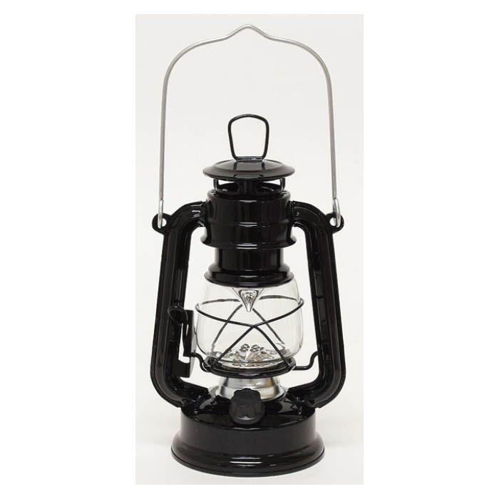 ウオームウール LEDフェーリアランタン ブラック