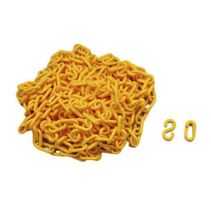 PCチェ-ン 黄色 #6×6M SJ付 #6×6M SJ付