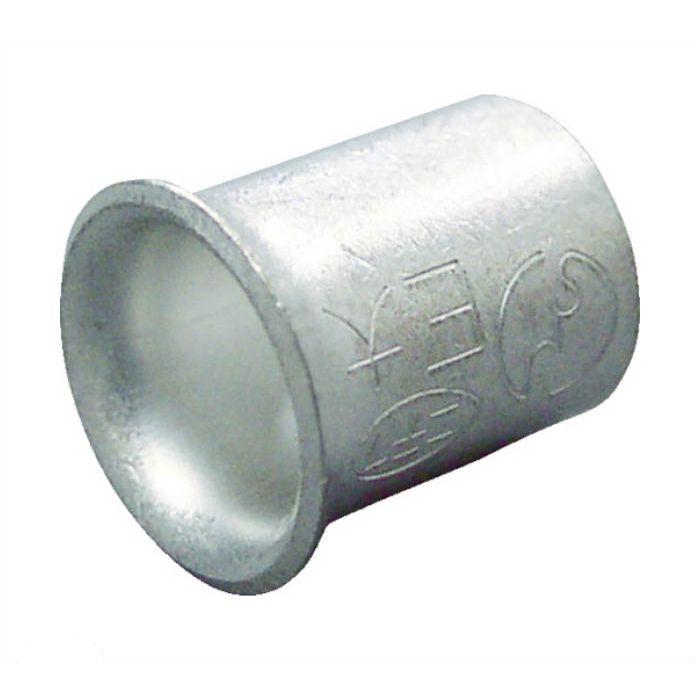 ニチフ 裸圧着スリーブ E形(100P)