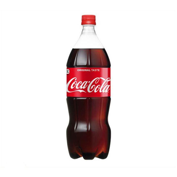日本コカ・コーラ コカ・コーラ 1.5L×8本 ケース