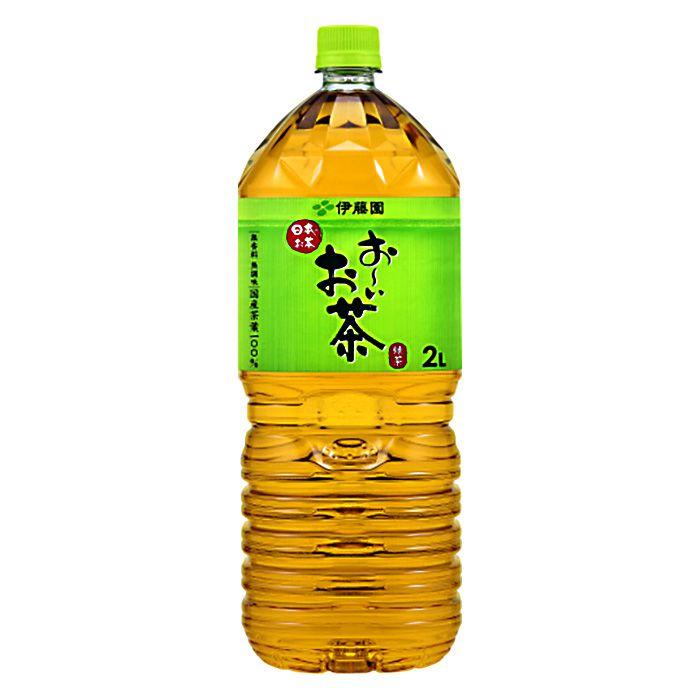 伊藤園 おーいお茶 2L×6本ケース