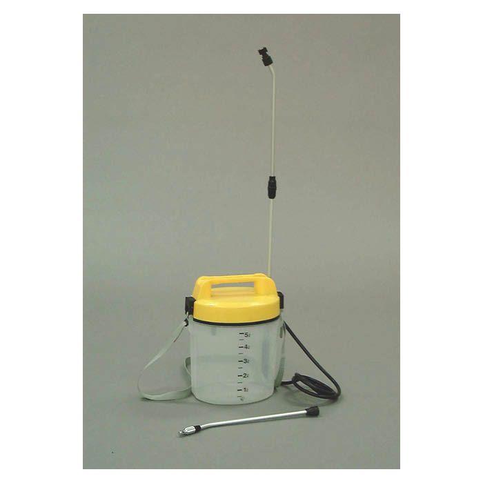 除草剤電池噴霧器 IR-5000A 黄
