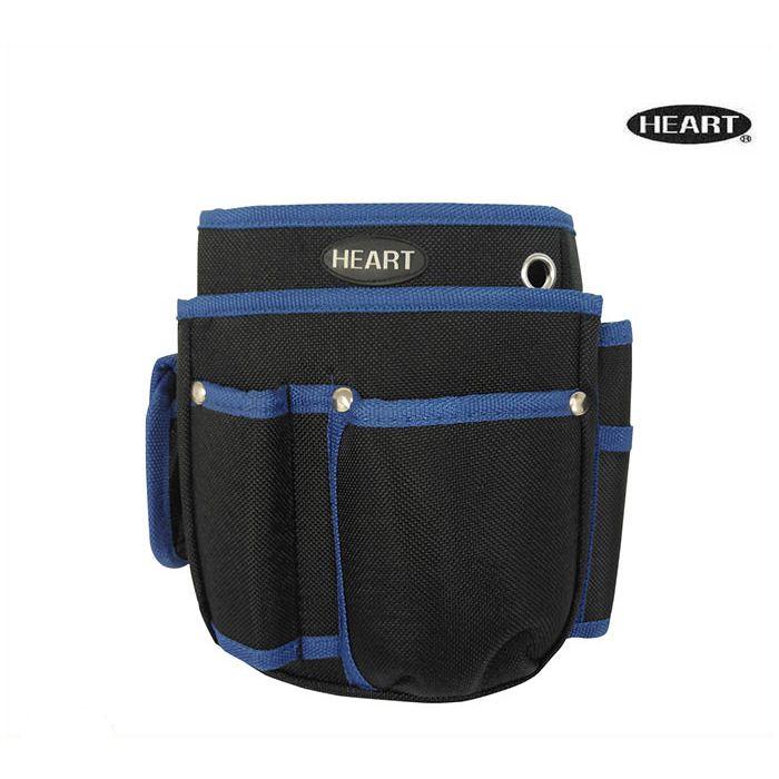 HEART腰袋二段HT-14B マルチポケット付