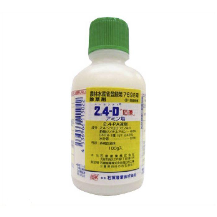 石原産業24Dアミン塩液剤100ml