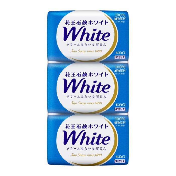 花王 ホワイト バスサイズ 3コパック 390g