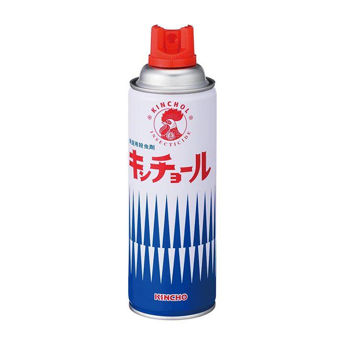 【殺虫剤特集】 金鳥 キンチョール 450ml