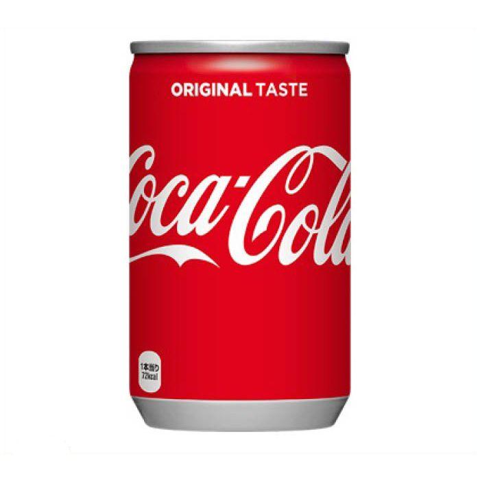 日本コカ・コーラ コカ・コーラ 160ml×30缶 ケース