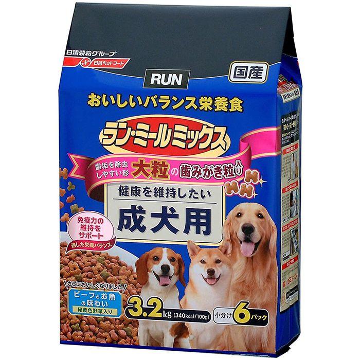 ランミールミックス 大粒成犬用 3.2kg