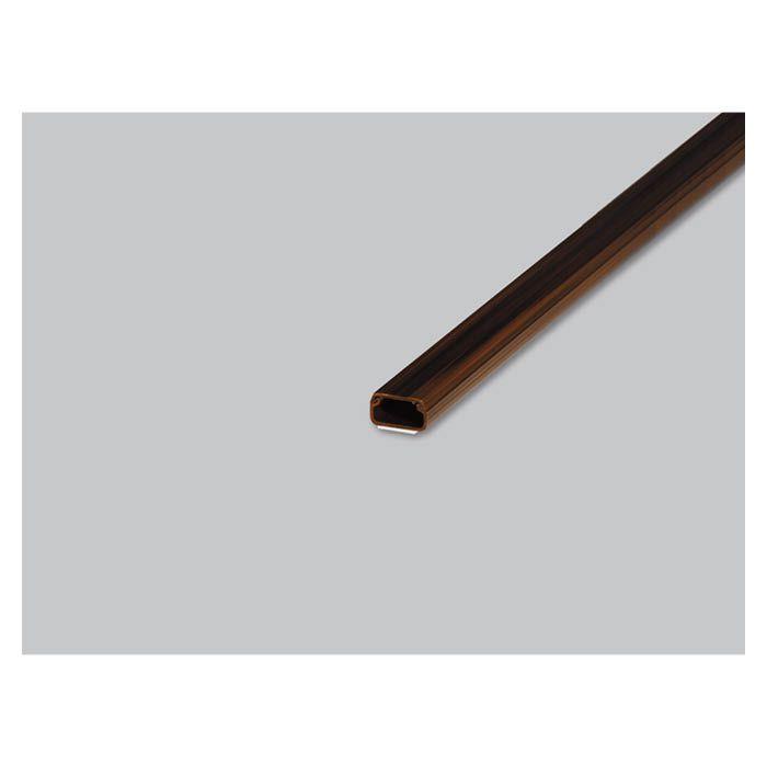 マサル工業 テープ付Fモール 1号 シタン SFT168