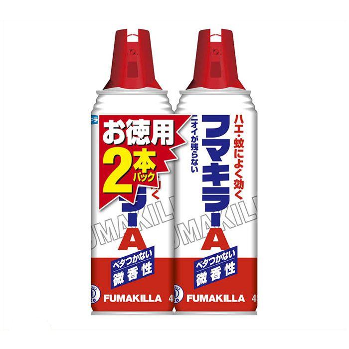 【殺虫剤特集】フマキラー フマキラーAエコ 450ml×2P