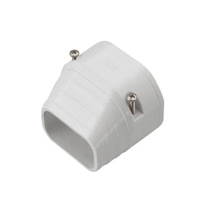 因幡電工 LD70端末カバー ホワイト LDEN70W