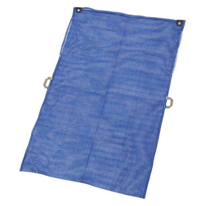 【収穫用品】 メッシュモミガラ袋 約100×170cm