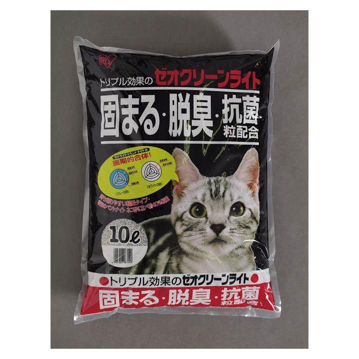 猫砂ゼオクリーンライト10L