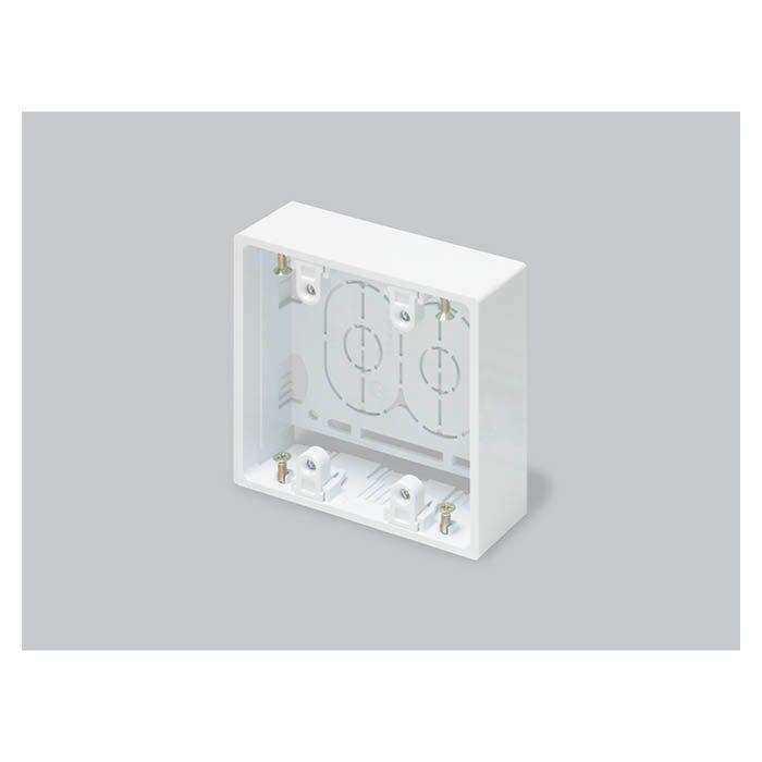 マサル工業 ボックス2個用 W SFBA22