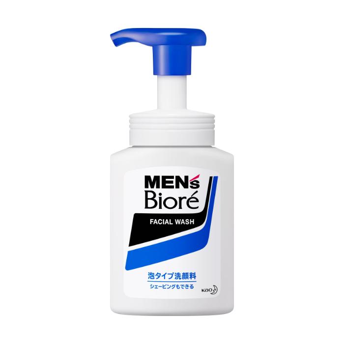 花王 メンズビオレ 泡タイプ洗顔 150ml