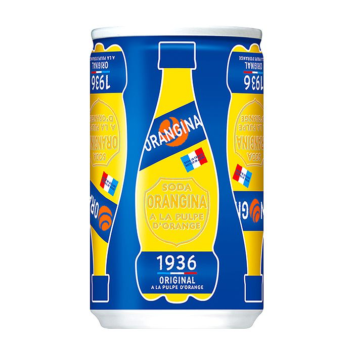 サントリーフーズ オランジーナ 160ml×30缶 ケース