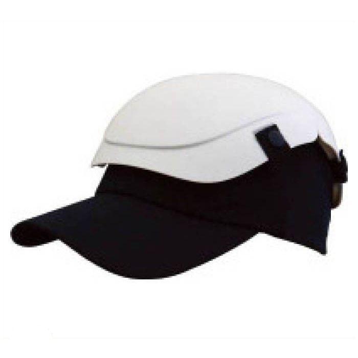 【防災用品】 トラスコ中山(A) 折りたたみヘルメットキャメット TSCM-Wシロ