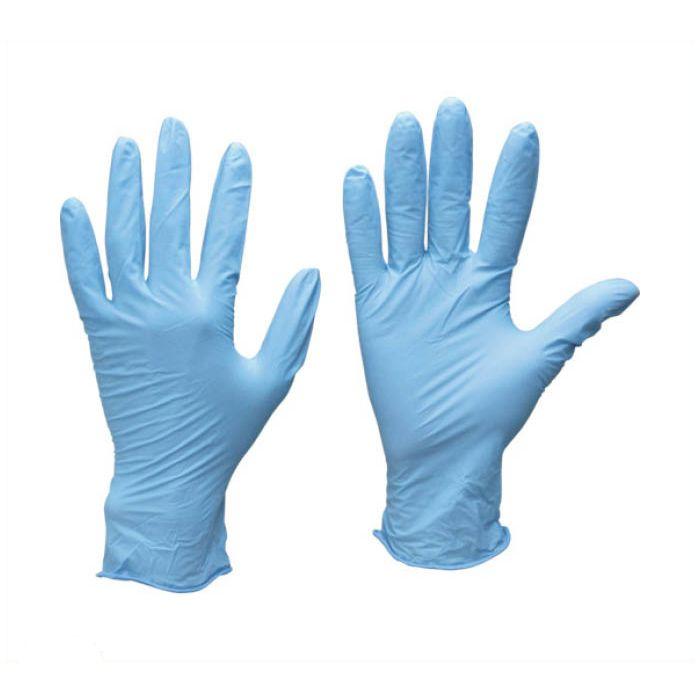 ニトリル極うす手袋 L (50枚入)