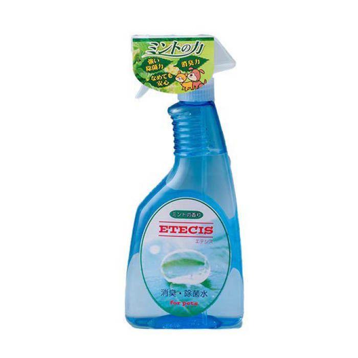 カモス エテシス消臭・除菌水 ミントの香り 530ml本体