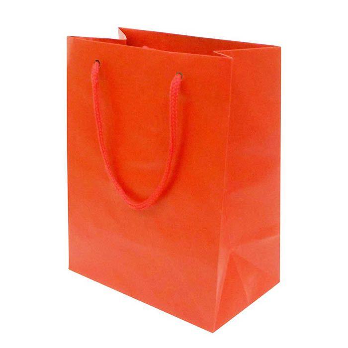 Paper Bag MS 赤 CCRA-MS-R