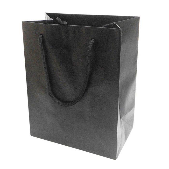 Paper Bag MS 黒 CCRA-MS-BL
