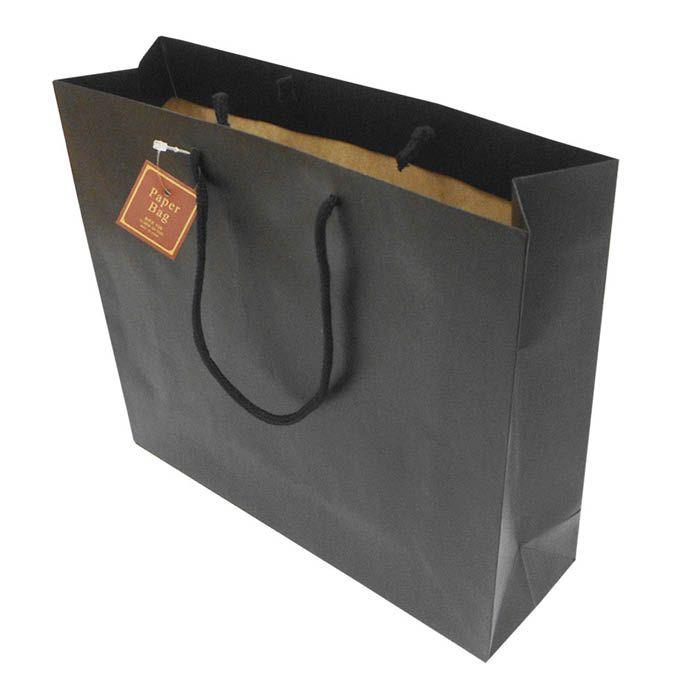 Paper Bag ML 黒 CCRA-ML-BL