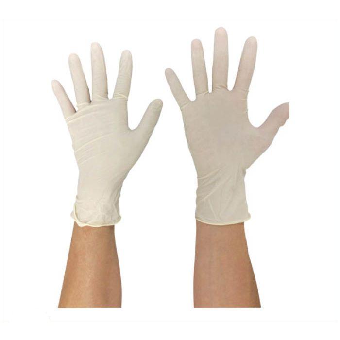 ぴったりゴム手袋 S (100枚入)