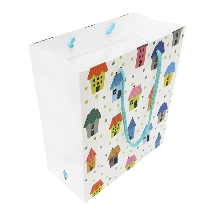 デザイン紙袋 M ハウス IE-M