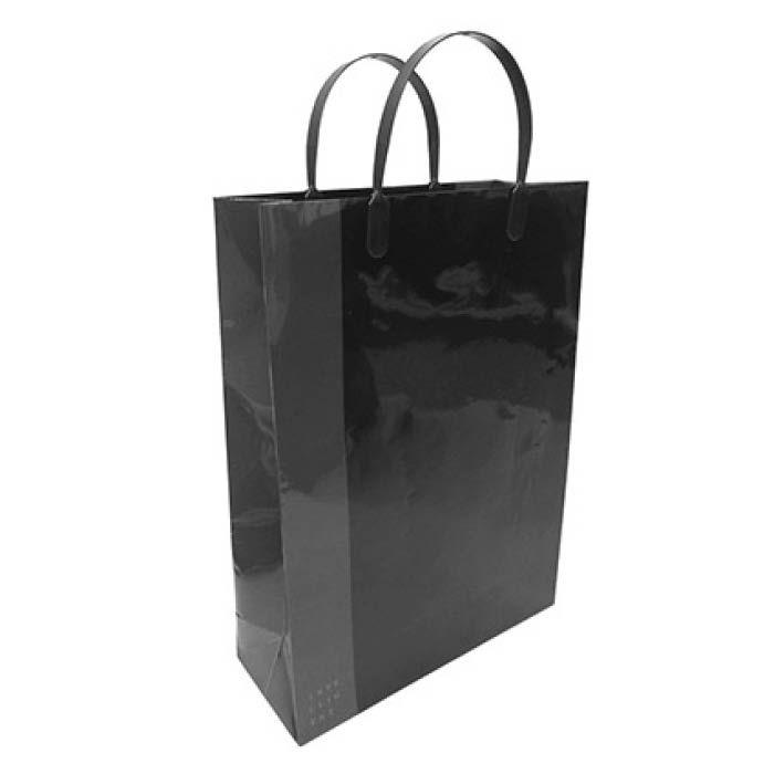ラミネートバッグ A4 黒 PPA4-BL