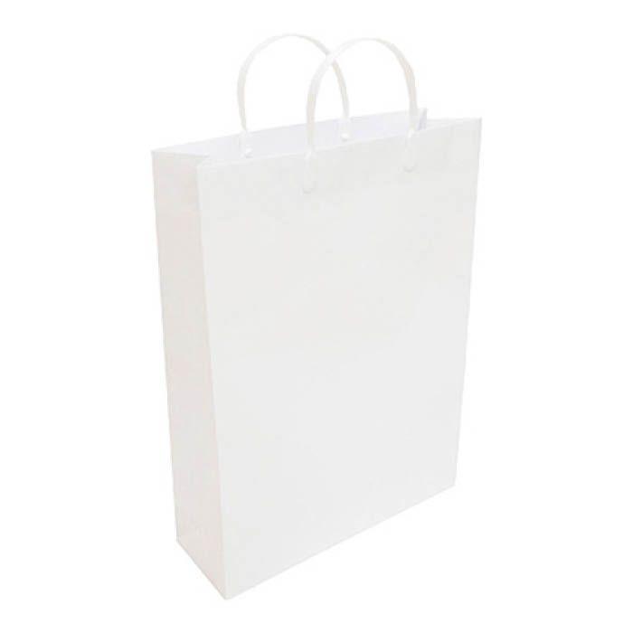 ラミネートバッグ 小 白 PPS-WH