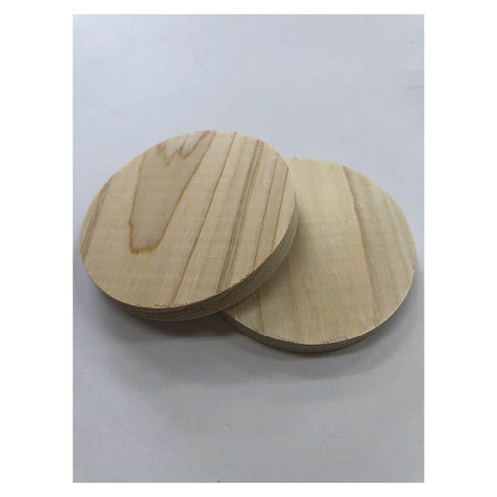 B18 白木円形材 約10×80φ
