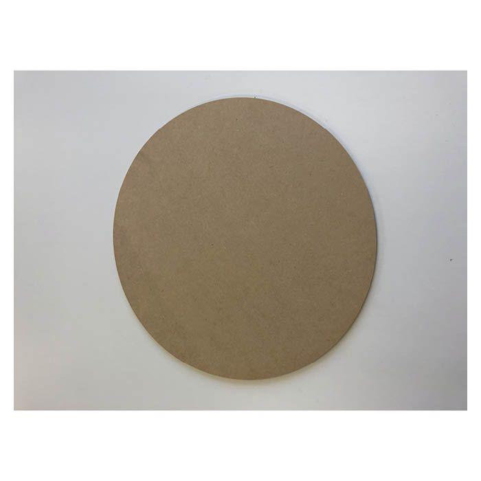 丸型カットMDF 約5.5mm×450丸